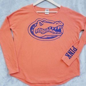 VS PINK Florida Gators Thermal Top